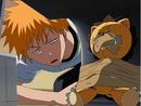 Ichigo finds Kon Tied.png