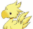 Chocobos de Final Fantasy IX