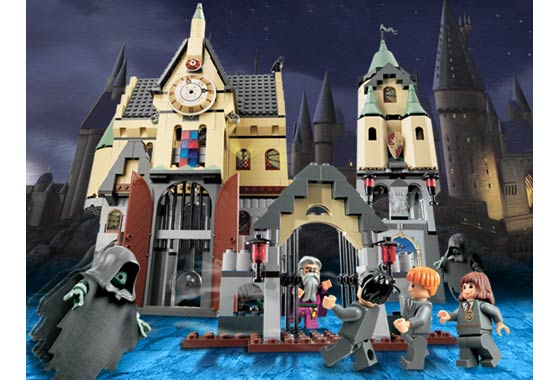 Hogwarts Castle Brickipedia The Lego Wiki