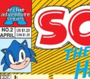 Archie Sonic the Hedgehog Issue 2 (miniseries)