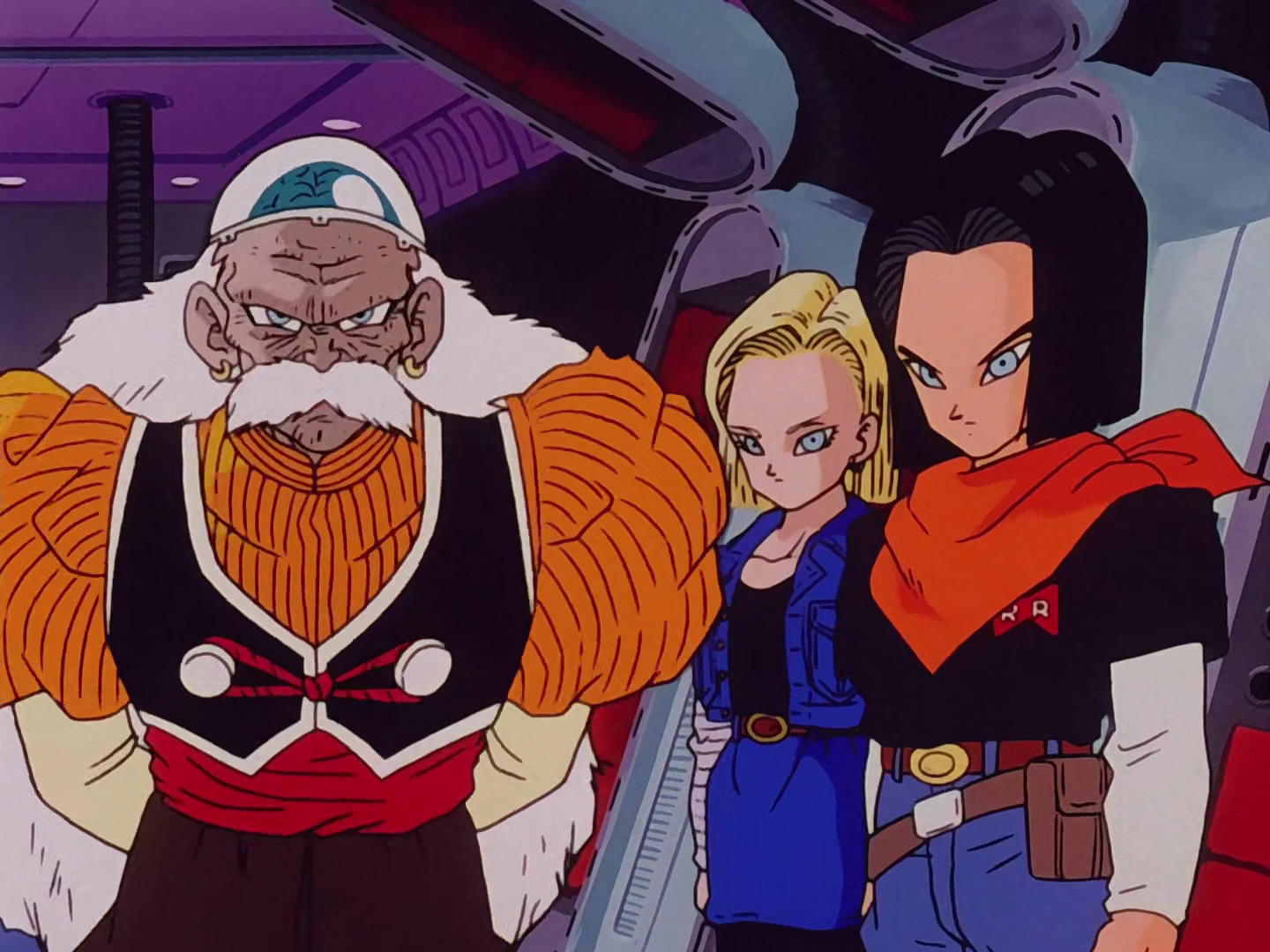 dbz dr gero activates 17 and 18 dating