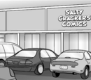 Salty Crackers Comics