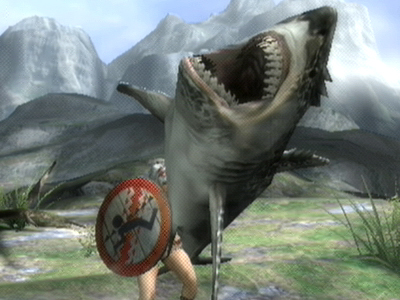 Sharq Attaq The Monster Hunter Wiki Monster Hunter