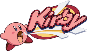 Image Kirby Logo Png Animal Crossing Wiki