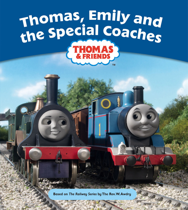 Thomas Emily And The Special Coaches