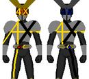 Kamen rider 4X