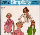 Simplicity 7912 A