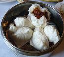 Baked BBQ Pork Bun (Cha siu bao)
