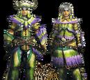 Qurupeco Armor (Gunner)