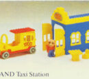 128 Taxi Station