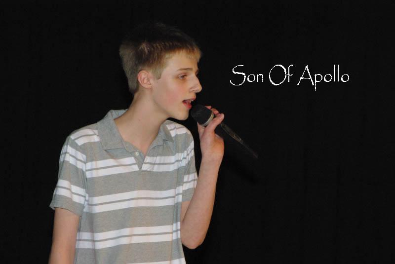 son of apollo - photo #15