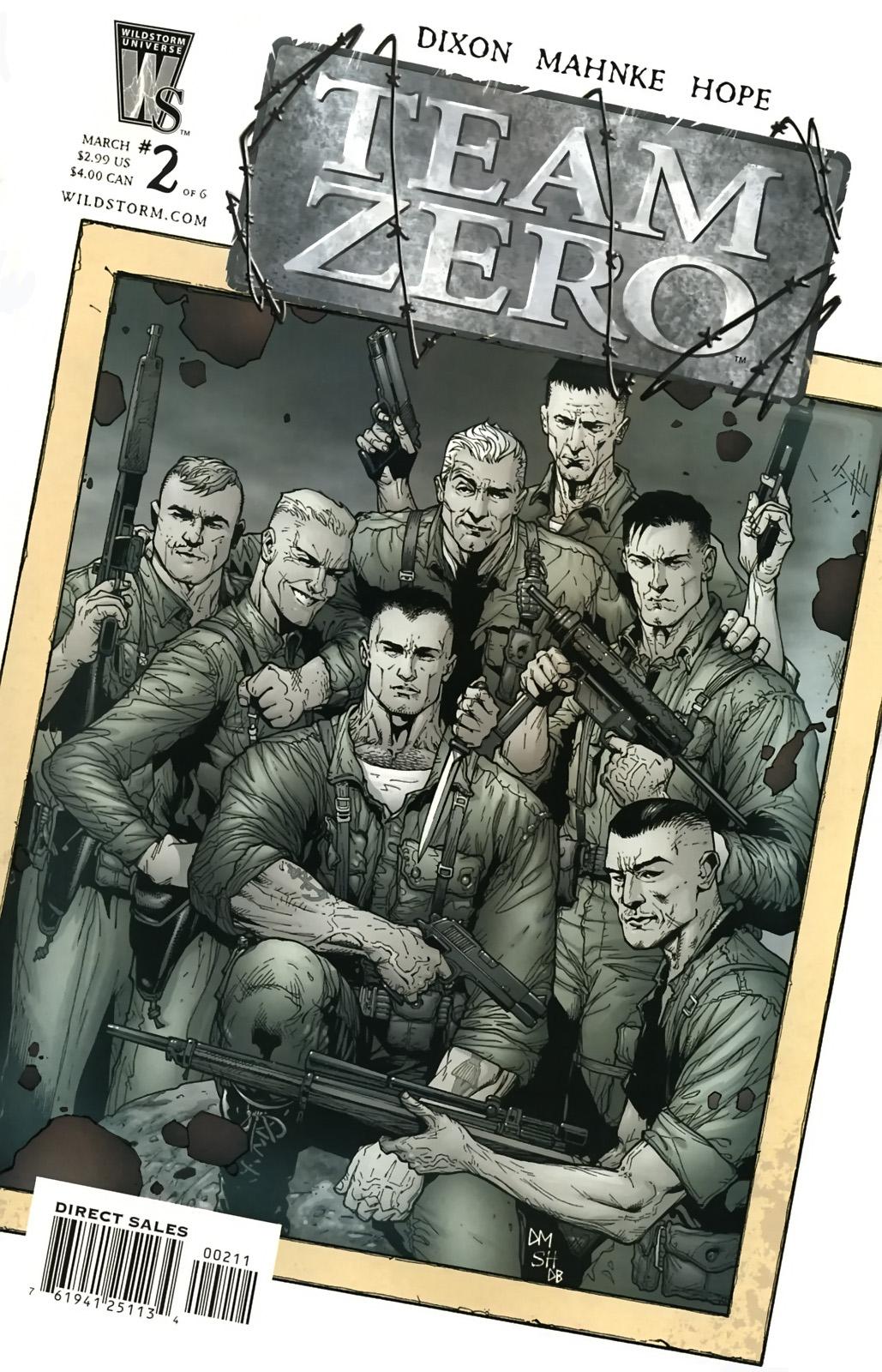 Team Zero - DC Comics ...