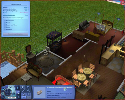 Renovation mode the sims wiki for Renovation wiki