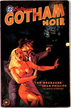 Cover for Batman: Gotham Noir #1 (2001)