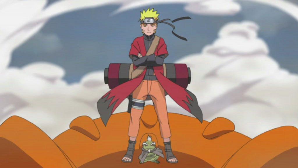 File history  Naruto