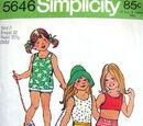 Simplicity 5646