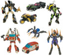 Transformers Animated (Línea de Juguetes)