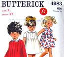 Butterick 4983