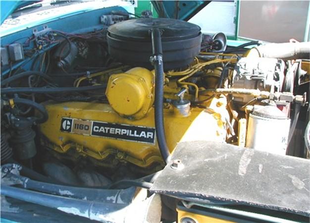 International D-1200 4x4 - Tractor & Construction Plant ...