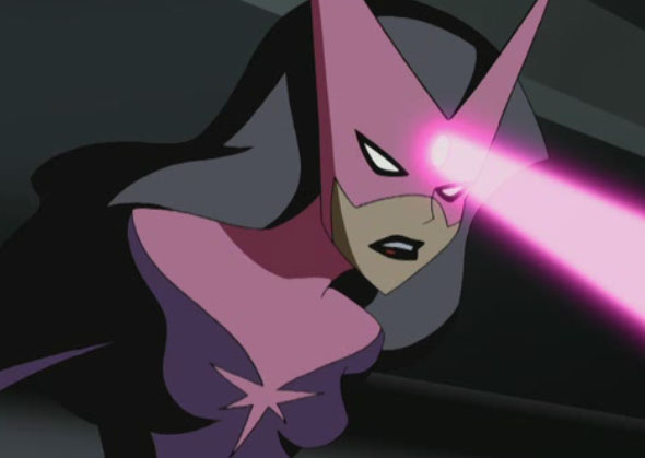 Star Sapphire (JLU) - DC Hall of Justice Wiki