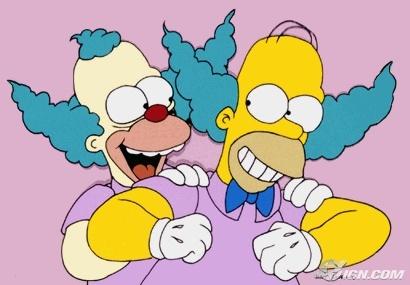 Homie the clown simpsons wiki - Clown simpson ...