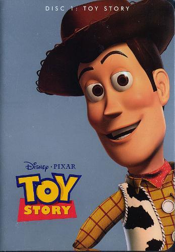 Toy Story 2 Thx DVD