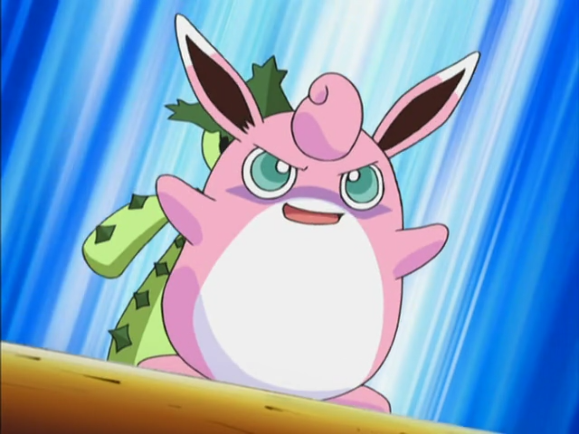 Fire Red Wigglytuff 12