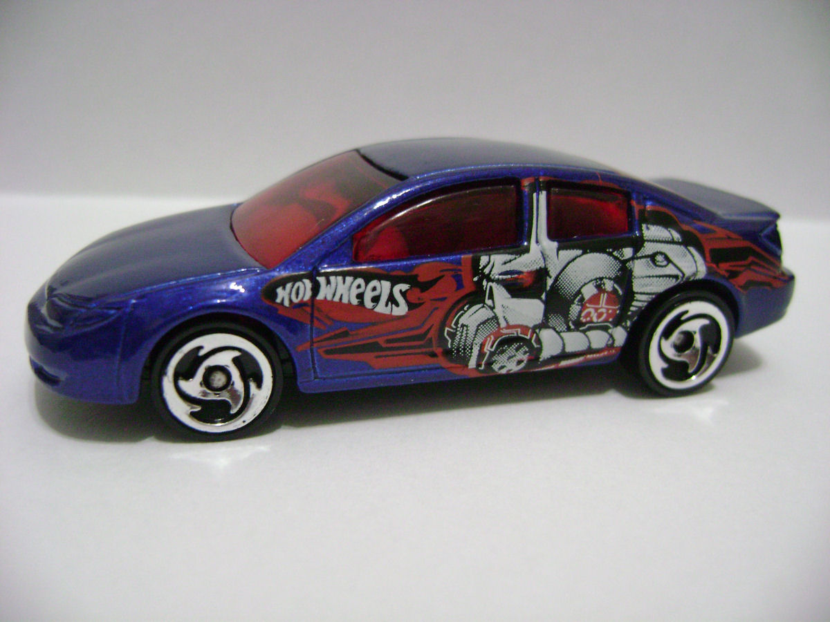 Saturn Ion Coupe Hot Wheels Wiki