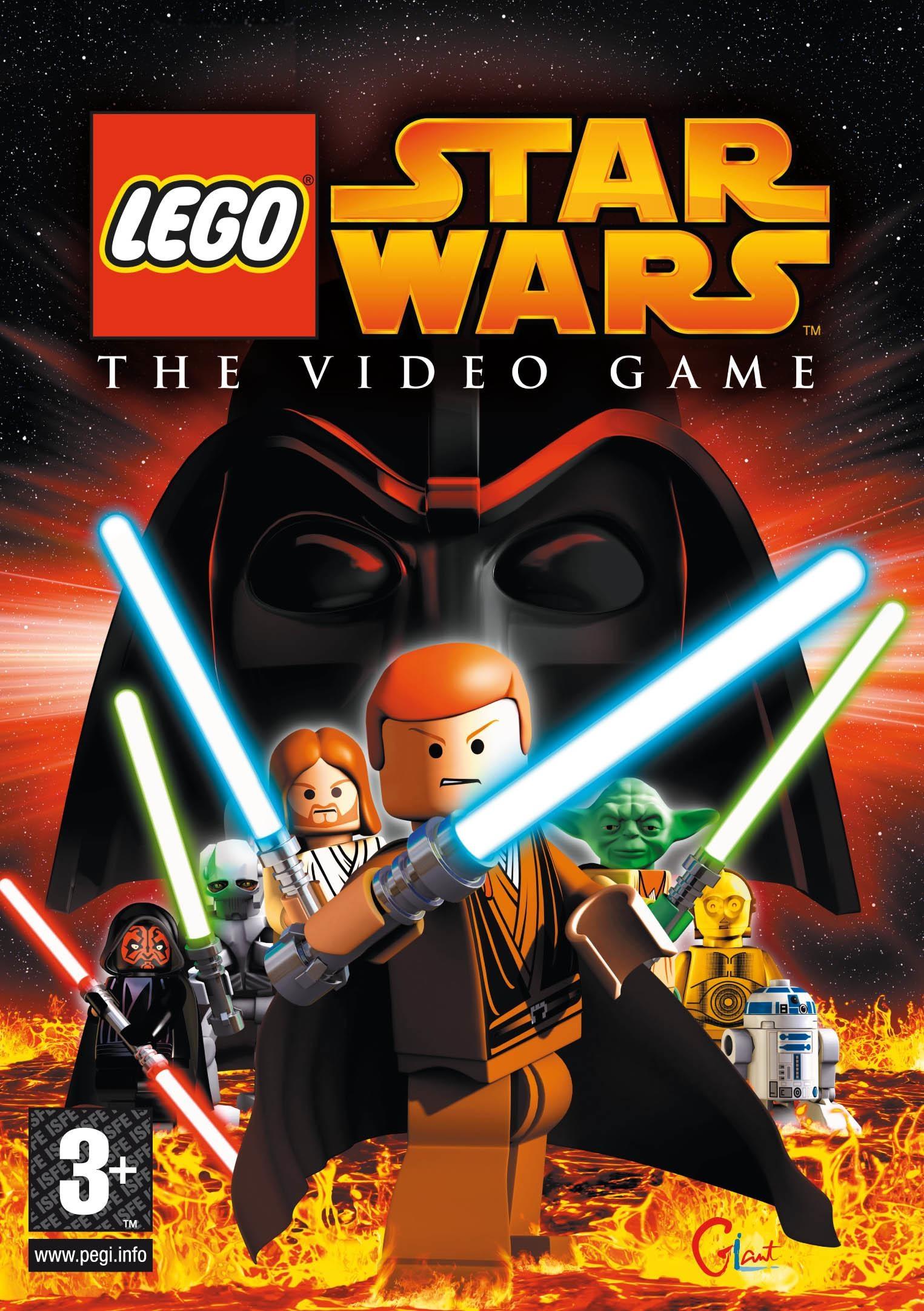 Lego star wars the video game wookieepedia the star - Lego star warse ...