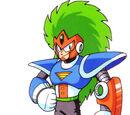 Mega Man V bosses