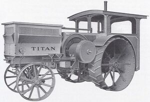 Titan Type D 45-HP