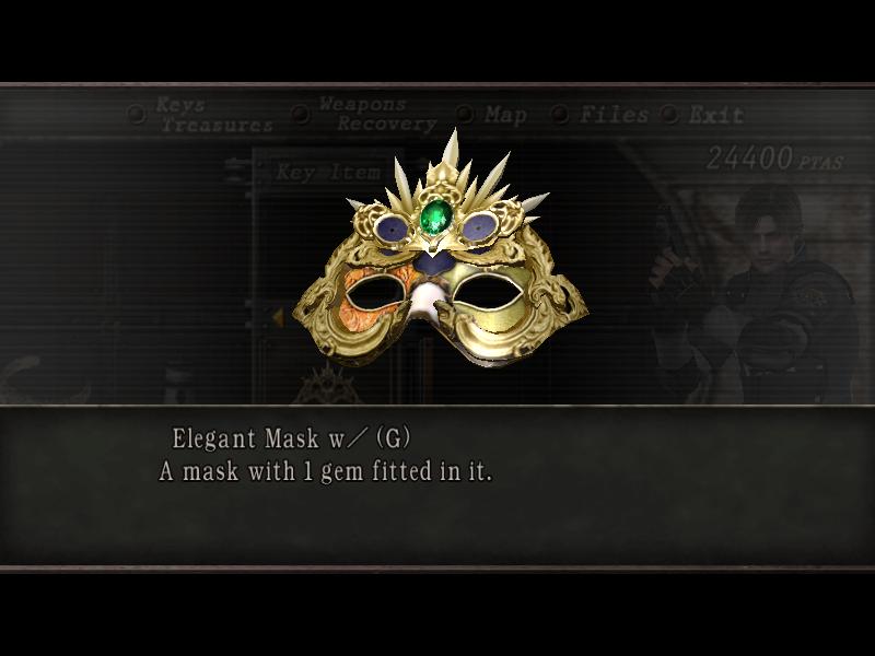 Elegant Mask Resident Evil Wiki The Resident Evil