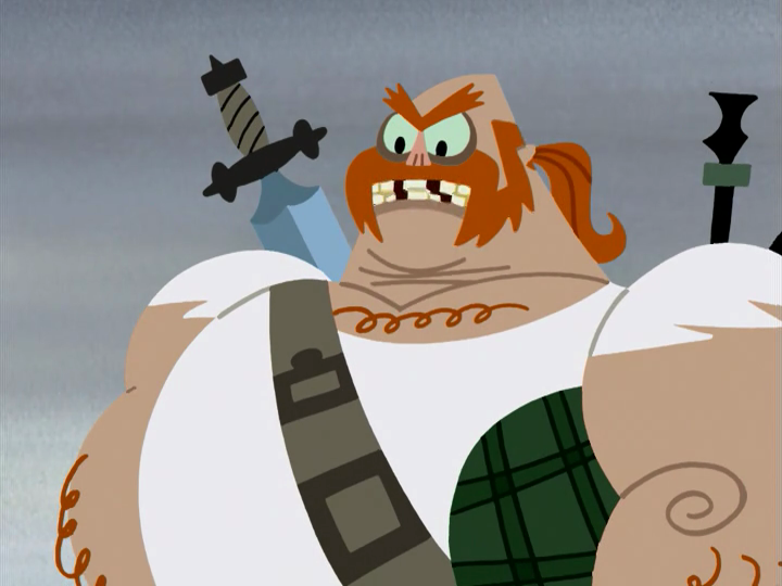Size of this preview  640   215  480 pixels   Other resolution  320   215  240    Samurai Jack Scotsman