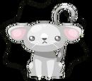 Mouse Plushie