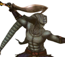 Onimusha Blade Warriors Character Images