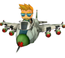 Aircraft (MySims SkyHeroes Console)