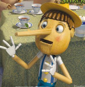 Pinocchio - WikiShrek - The wiki all about Shrek