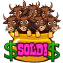 Cow Selling-icon