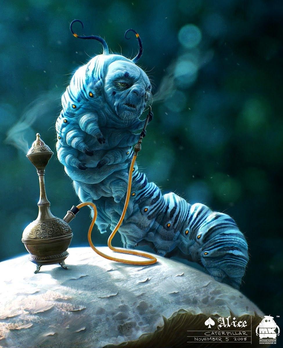 absolem caterpillar