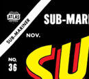 Sub-Mariner Comics Vol 1 36