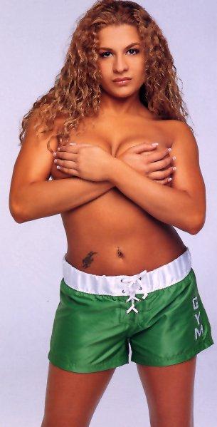 WWE WWF RAW Divas female wrestling mag Trish Stratus + Lita 12-04