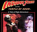 Indiana Jones and the Temple of Doom: A Tale of High Adventure