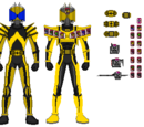 Kamen rider Dyna (rider)