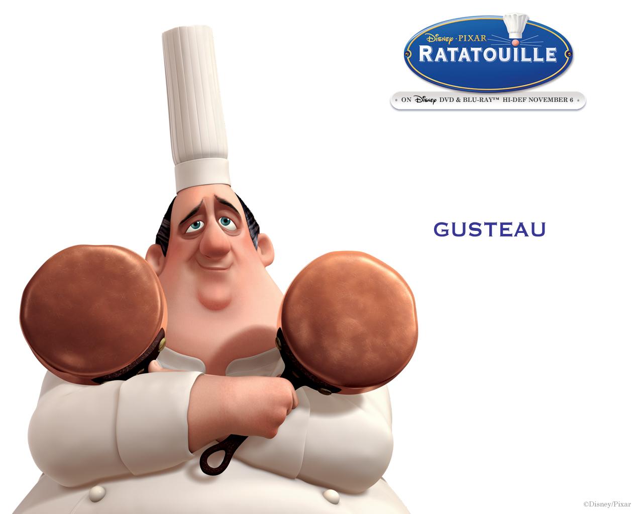 Auguste GusteauGusteau Ratatouille