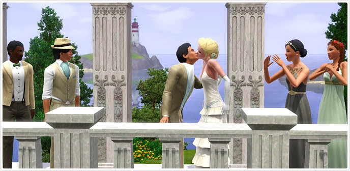 from Darwin sims 2 gamecube gay marriage
