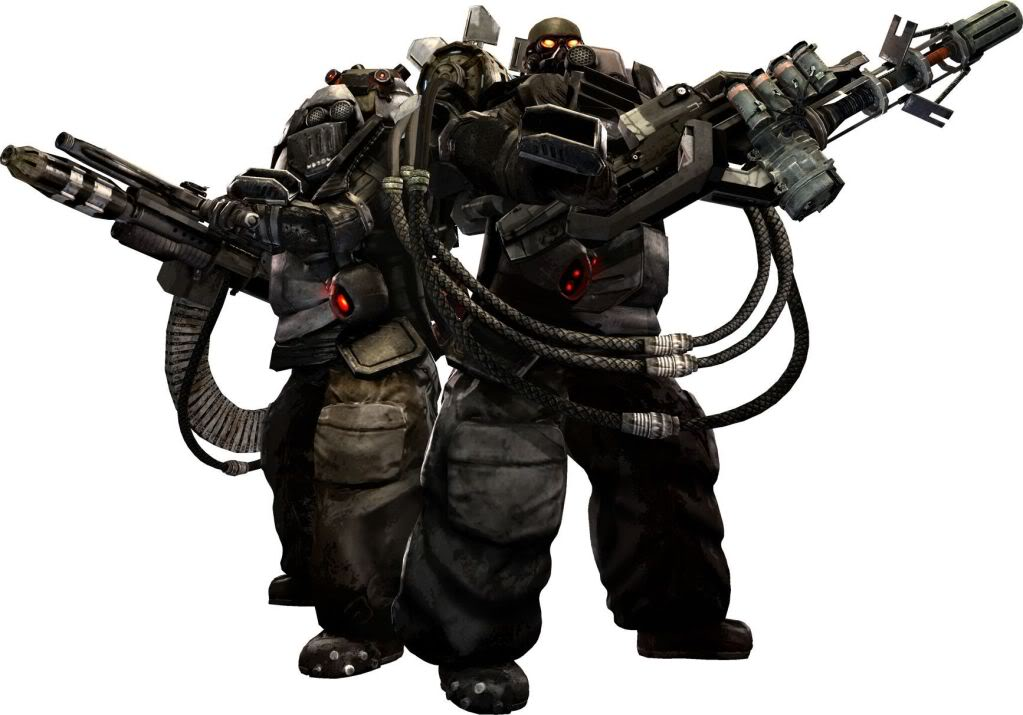 Arc Trooper Killzone Wiki The Killzone Database