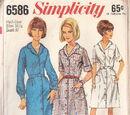 Simplicity 6586