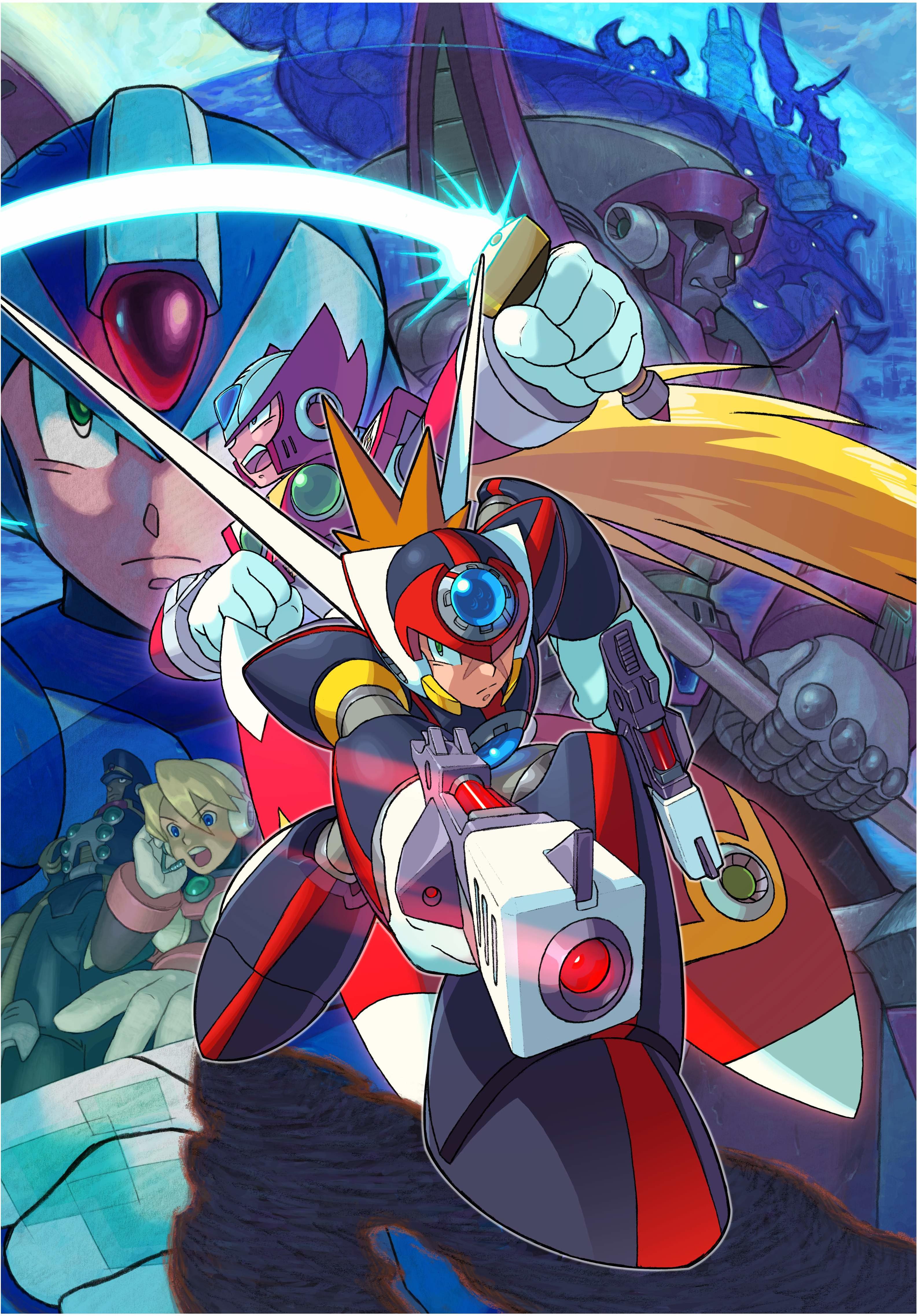 Mega man x7 mmkb the mega man knowledge base mega man - Megaman wikia ...