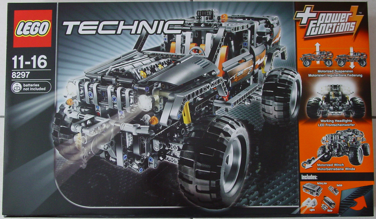 8297 Off Roader Brickipedia The Lego Wiki