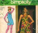 Simplicity 5232 A